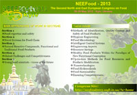 The Second North and East European Congress on Food (NEEFood-2013)
